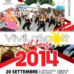 """BORGO SAN LORENZO: Sabato 20 torna """"Vivilosport nel Borgo"""""""