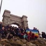 BORGO SAN LORENZO: i ragazzi delle scuole borghigiane in gita a Pasubio per i 100 anni dalla Grande Guerra