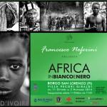 La mostra AFRICA di Francesco Noferini anche a Borgo San Lorenzo