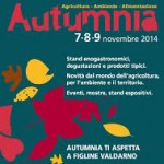 FIGLINE: Week end speciale con Autumnia