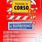 """BARBERINO: il centro brilla con gli eventi e le proposte di """"Natale in Corso"""""""