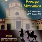 BORGO SAN LORENZO: A giorni l'apertura del Presepio Meccanico del Ss.Crocifisso