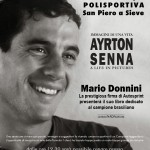 A San Piero a Sieve una serata per ricordare Ayrton Senna