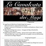 Borgo San Lorenzo: domenica la 5° edizione della Cavalcata dei magi