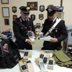 BARBERINO: Vendevano smartphone falsi. Denunciati due giovani