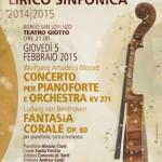 BORGO SAN LORENZO: Anche ex sindaco e pievano impegnati nel penultimo appuntamento lirico sinfonico