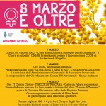 BARBERINO: Il ricco programma per l'8 marzo