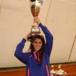 TENNIS: Trionfo per Capecchi e Tricarico ai campionati toscani indoor