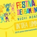 Aprile è tempo di festival per i bambini