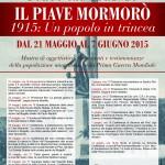 Il Piave mormorò: 1915, un popolo in trincea
