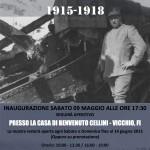 Vicchio –  Mostra storico/fotografica e di reperti della prima grande guerra
