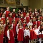 Domani esibizione del Piccolo Coro Melograno alla fiera di maggio a Dicomano