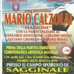 Borgo San Lorenzo – Una bella iniziativa per ricordare Mario Calzolai