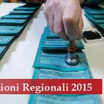 Regionali 2015 – I risultati