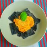 Cucina – Tortelli rivisti in chiave salutistica e colorata !!