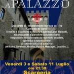 """Scarperia – Con """"Musica a palazzo"""" un luglio all'insegna della musica"""