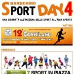 """Barberino… a tutto sport con """"Sport Day 4"""""""