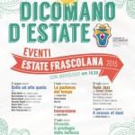"""Dicomano –  Estate """"Frascolana"""". Sei appuntamenti agli scavi archeologici di Frascole"""
