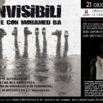 Invisibili – L'attore senegalese Mohamed Ba porta in scena al Circolo 12 Marzo di Vicchio