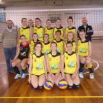 GS Pallavolo di Borgo San Lorenzo ha conquistato la promozione in Serie D regionale