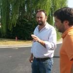 """Borgo S. Lorenzo – Ultimati i lavori al parcheggio del """"Tannino"""""""