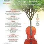 Festival Bosco in Musica – Concerti ed escursioni nel complesso demaniale Giogo Casaglia