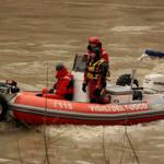 Ricerche in corso a Bilancino per un canoista scomparso