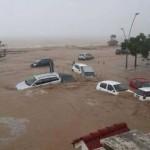 Calabria colpita da una violenta alluvione