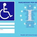 Disabili – Cambia il contrassegno
