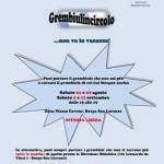 Borgo San Lorenzo – Grembiulincircolo… non va in vacanza!