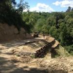Borgo S. Lorenzo – Riaperta al transito la strada Luco Ronta