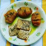Rubrica cucina – Le patate Hasselback