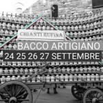 Rufina – Inizia oggi il Bacco Artigiano