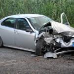Borgo San Lorenzo  – Incidente con tre vetture coinvolte. Problemi al traffico