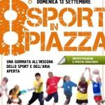 Barberino Mugello – Domenica si apre Lo Sport in Piazza