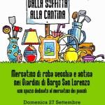 Borgo San Lorenzo – Mercatino di roba vecchia e antica