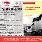 Borgo San Lorenzo   Archeosismologia per ricostruire la storia sismica del territorio   Presentazione libro