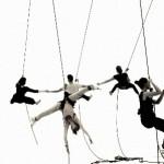Dicomano – Inaugura la pista ecoturistica con uno spettacolo di danza verticale