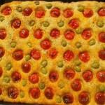 Rubrica cucina – La focaccia barese