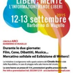 """Barberino Mugello – """"Liberamente"""" in festa per l'anniversario della Liberazione"""