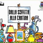 Borgo San Lorenzo – Dalla soffitta alla cantina  – Mercatino del riutlizzo