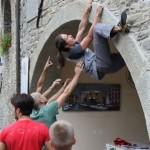 Palazzuolo sul Senio – Quarta edizione dello Street boulder contest