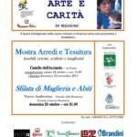 Scandicci – Mostra arte e carità in favore dell'operazione Mato Grosso