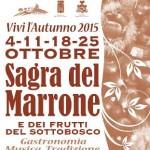 Palazzuolo sul Senio – Quattro domeniche tra castagne, mercatini, enogastronomia tipica di stagione e divertimento