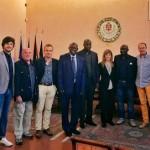 Pontassieve – Delegazioni straniere in Comune