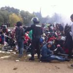 Profughi – Confine tra Croazia e Slovenia – Aggiornamento
