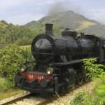 Marradi – Alla sagra delle castagne con il treno a vapore per godersi il paesaggio dell'Appennino Tosco-Romagnolo