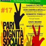 Borgo San Lorenzo – Il Comune aderisce alla campagna Reddito di Dignità – Sabato 17 un convegno