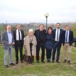 Borgo San Lorenzo – L'europarlamentare svedese Jens NilssonVillaggio in visita al Villaggio La Brocchi