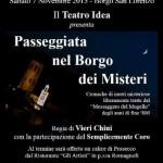 Borgo San Lorenzo – Passeggiare nel Borgo dei Misteri per rivivere i fatti di nera di fine '800